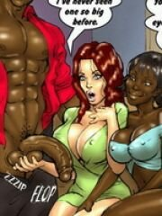 Interracial Comics